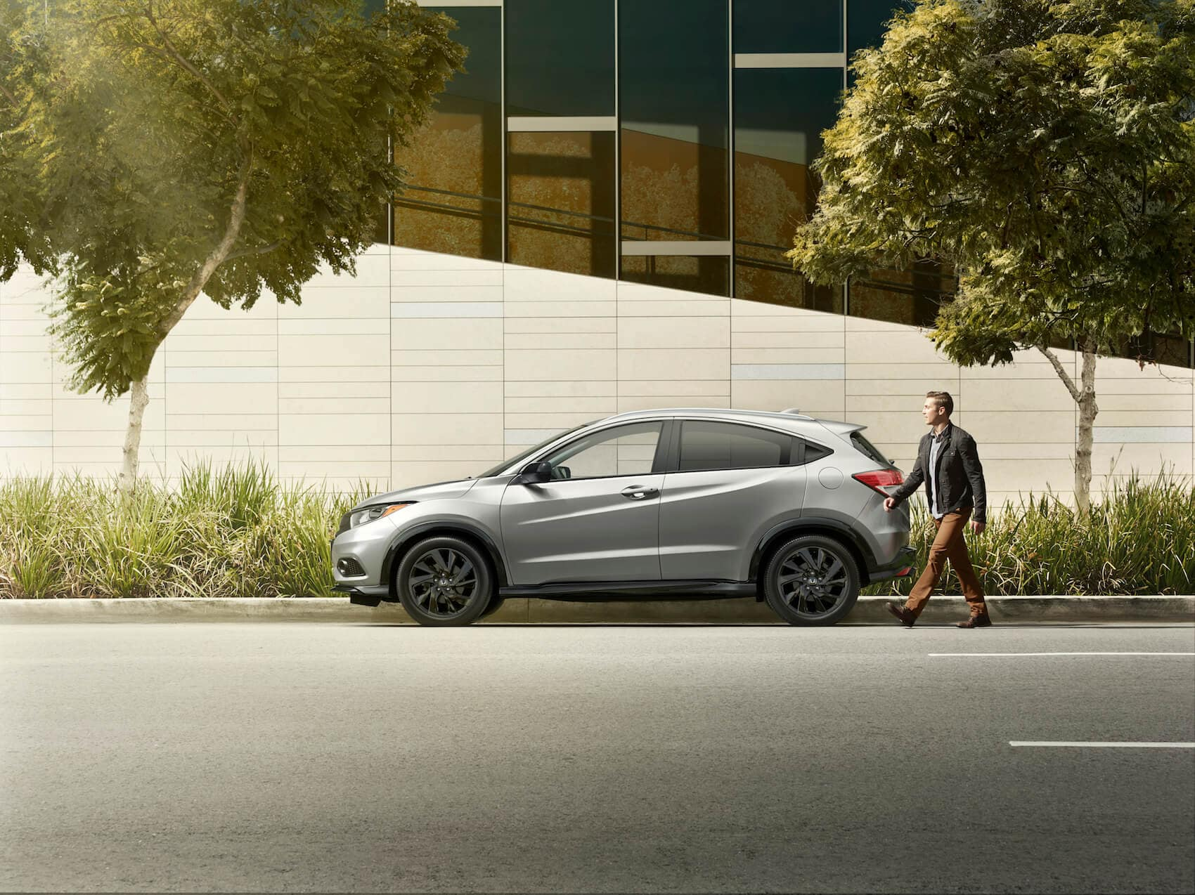 2021 Honda HR-V safety features