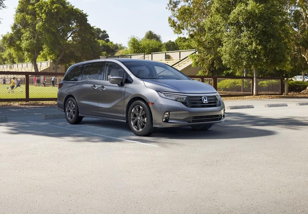 Honda Odyssey Engine & MPG Specs
