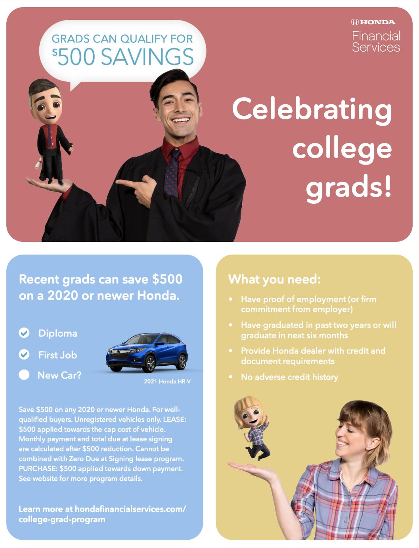 College Graduate Bonus