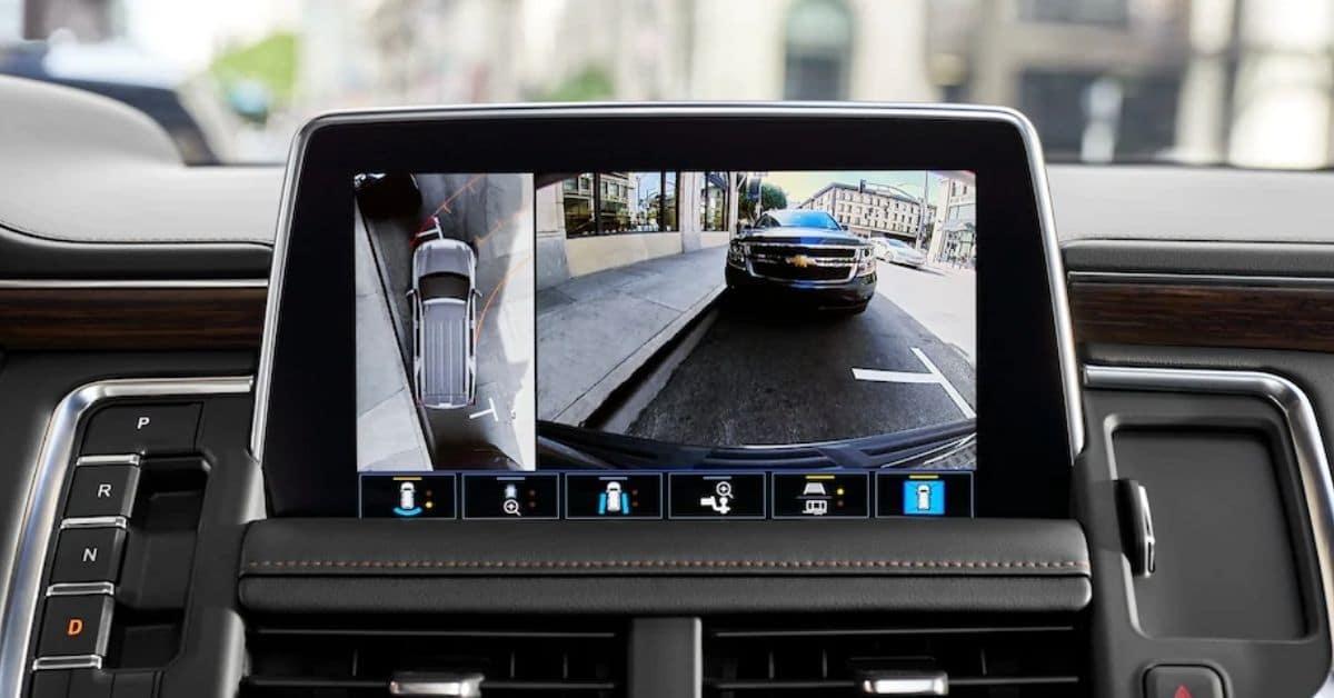 2021 Chevrolet Suburban Rear-View Camera