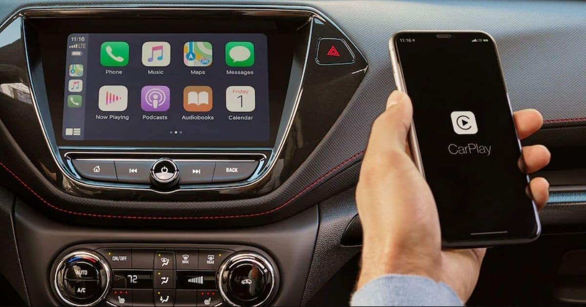 2021 Chevrolet Trailblazer Technology