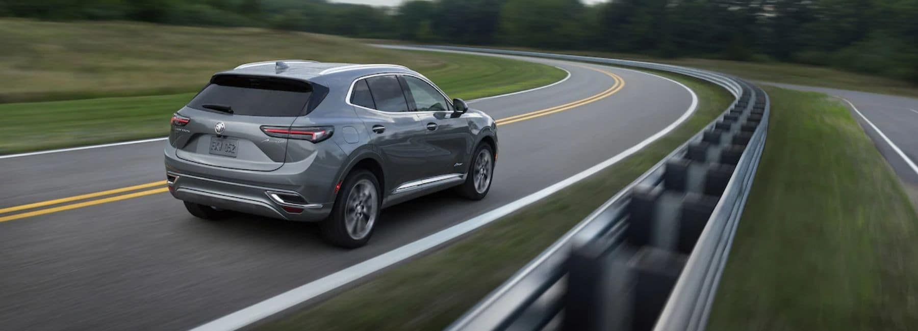 Gray 2021 Buick Envision | Buick Dealer Near Las Cruces, NM