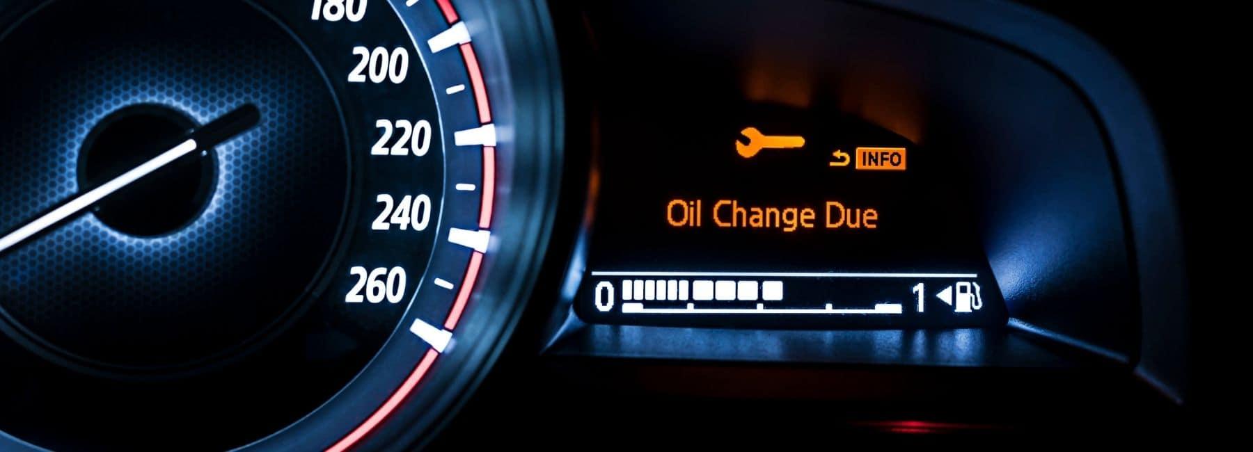 Oil Change Due Light - Auto Repair Ruidoso, NM