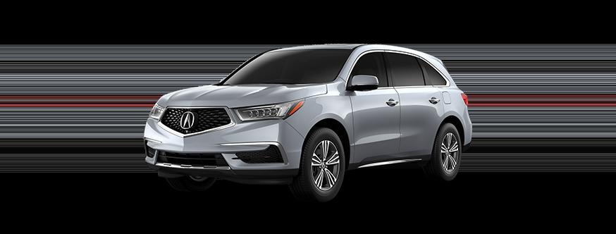 New 2019 Acura MDX SH-AWD