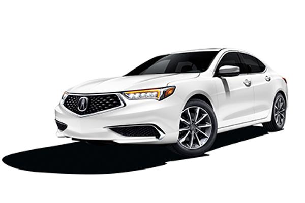 2019 Acura TLX SH-AWD 2.4 8-DCT P-AWS