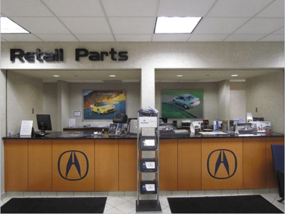 Acura-Parts-Department