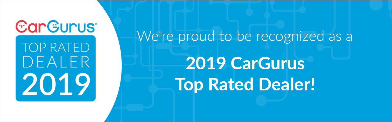 CarGurus Top Rated Dealer Award