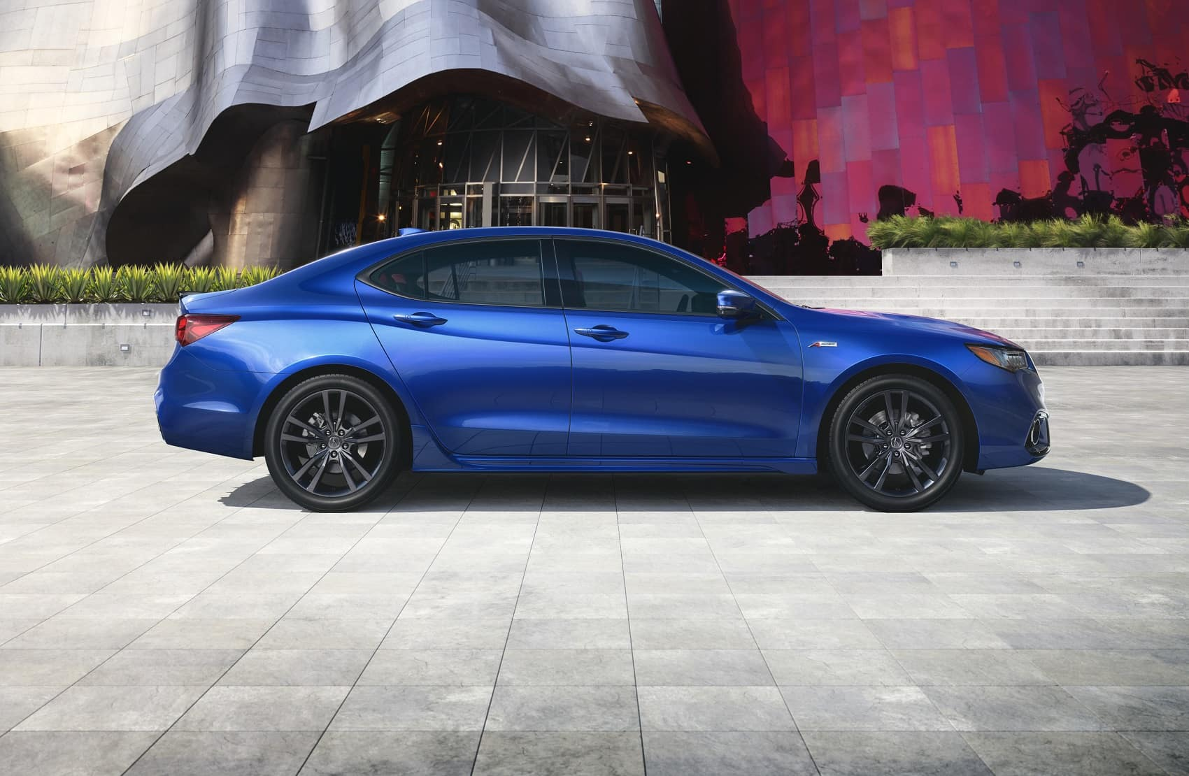 2019 Acura TLX Safety Features