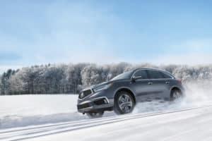2019 Acura MDX Modern Steel Metallic
