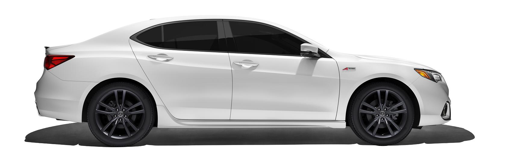 2019 Acura TLX Platinum White Pearl