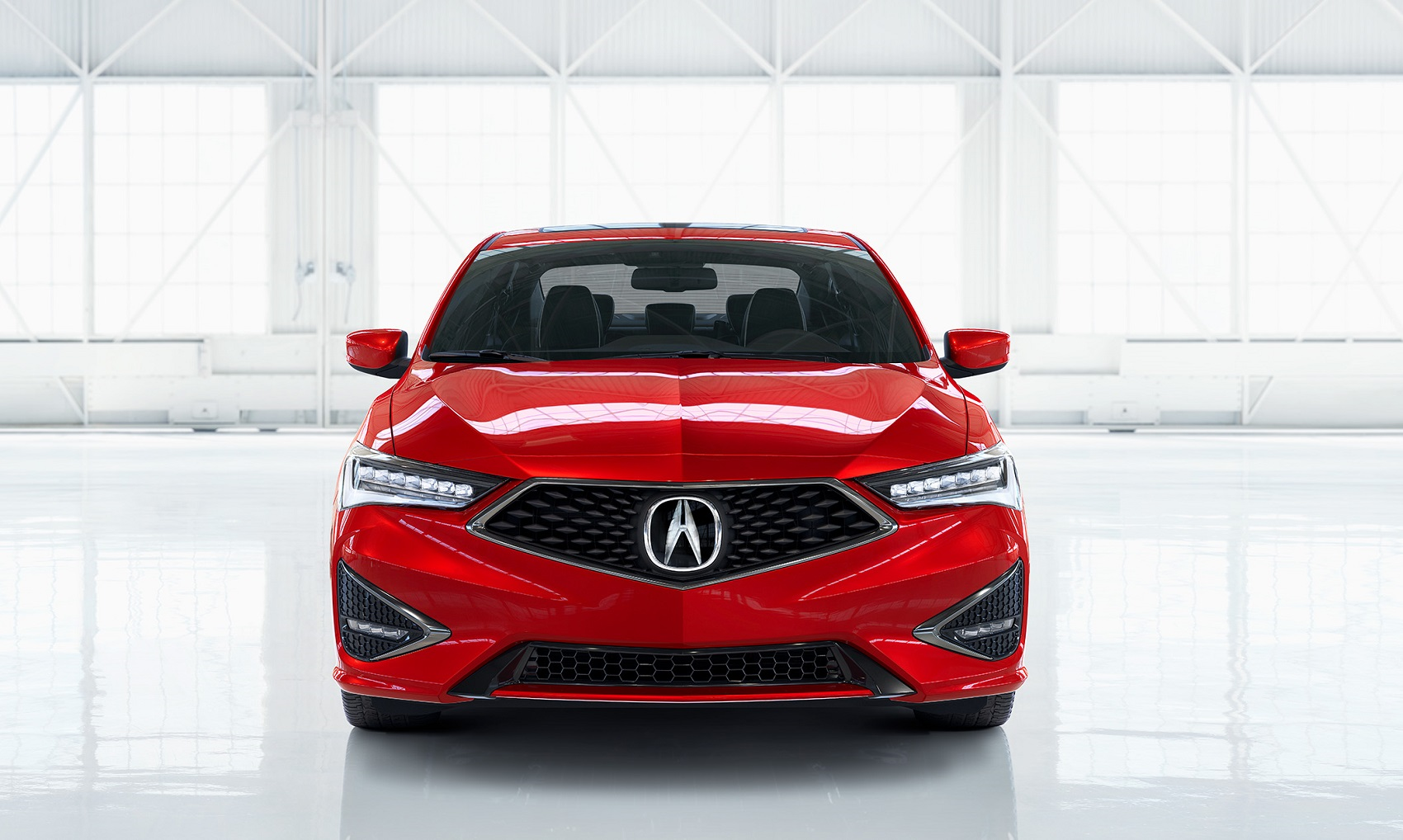 2019 Acura IlX Front End