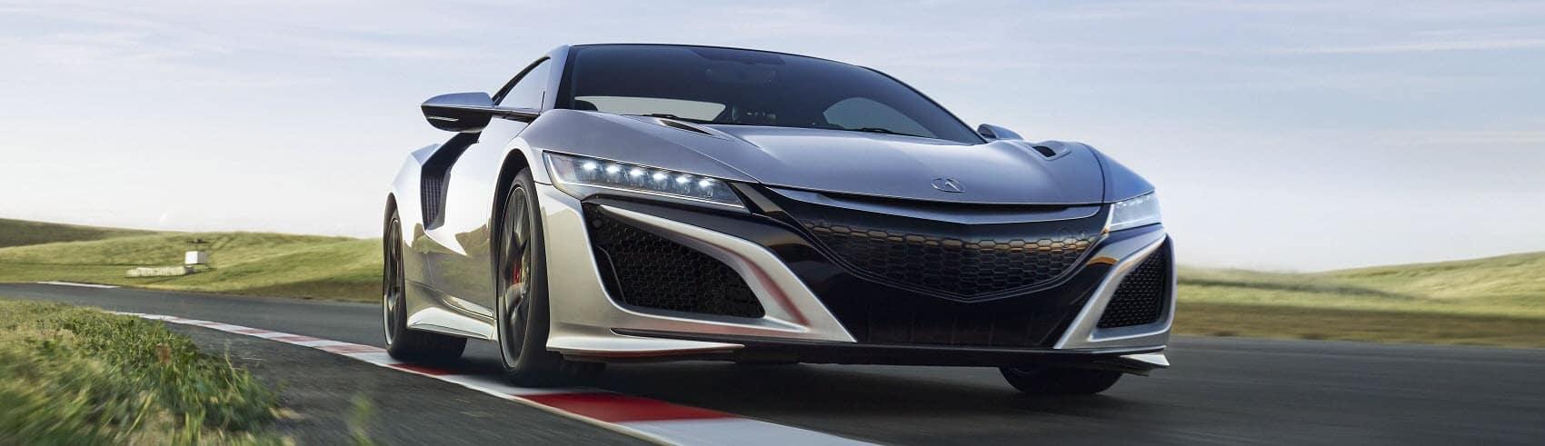 2019 Acura NSX Engine Specs