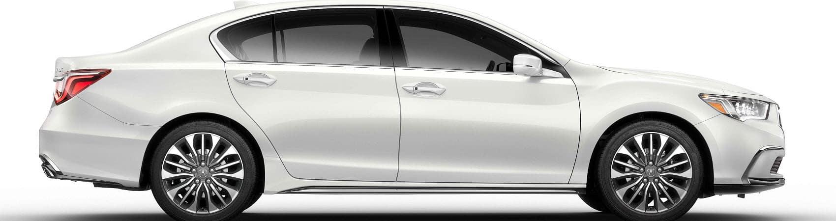 Acura RLX Platinum White