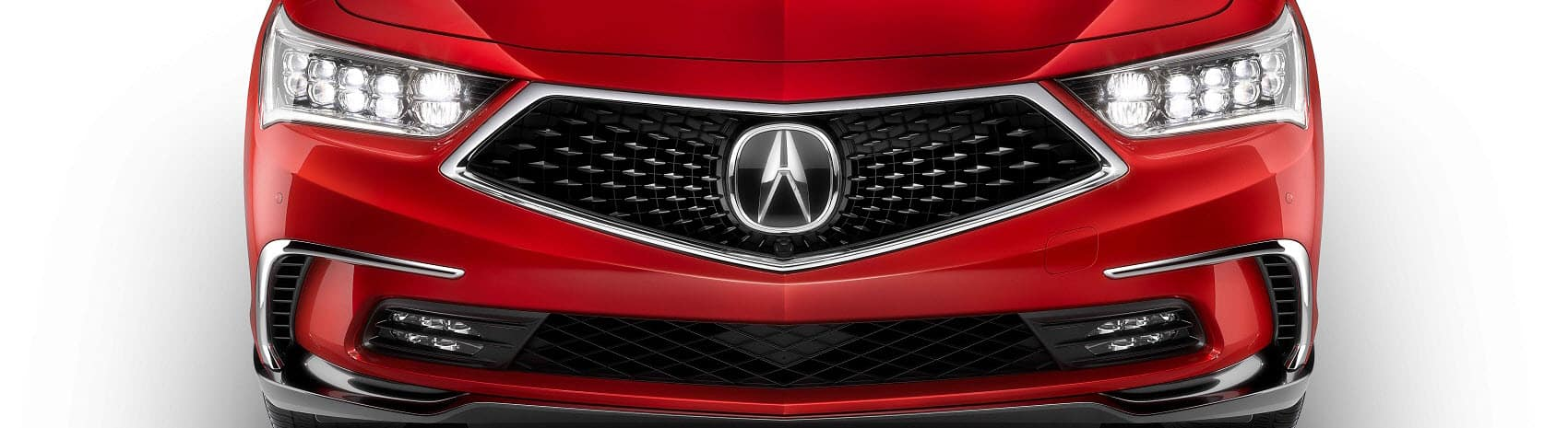 2019 Acura RLX Red