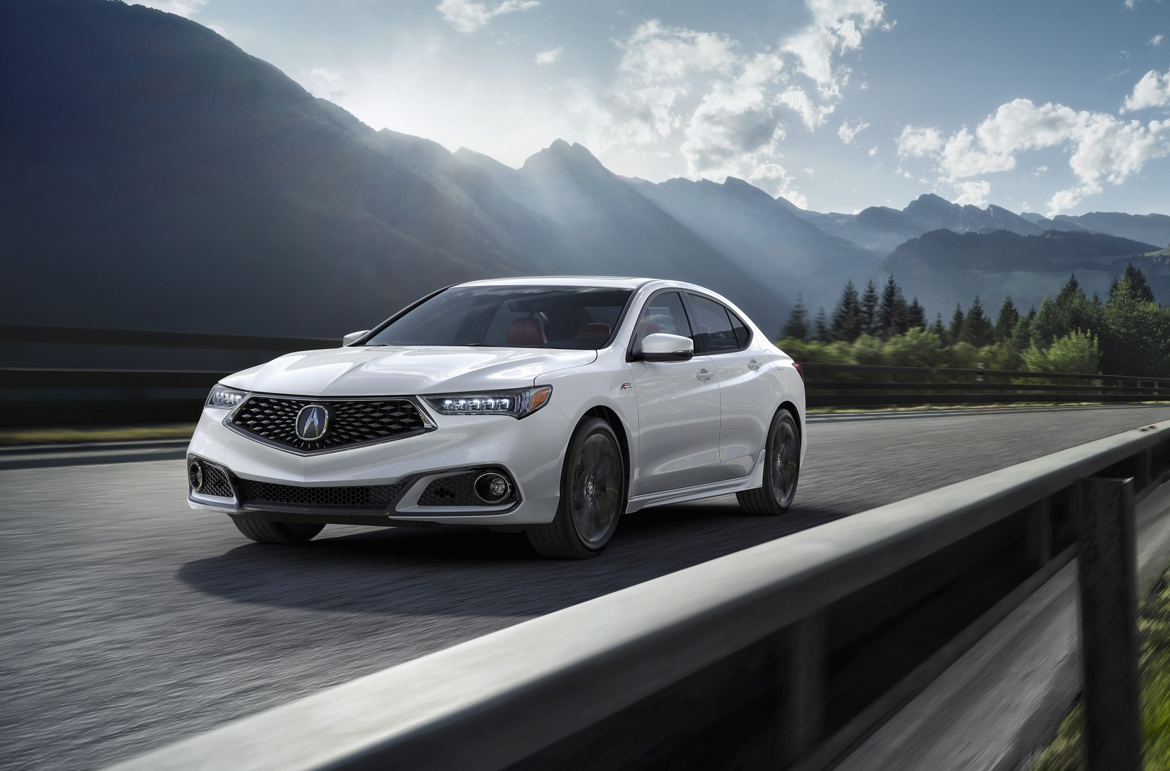 2020 Acura TLX Features