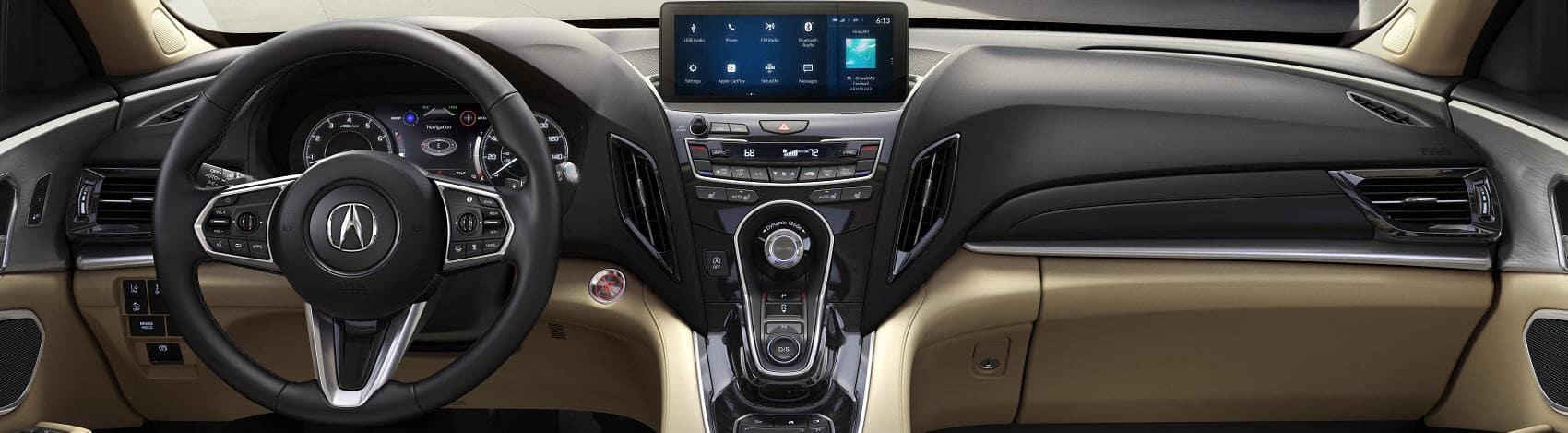 2020 Acura RDX Interior Technology