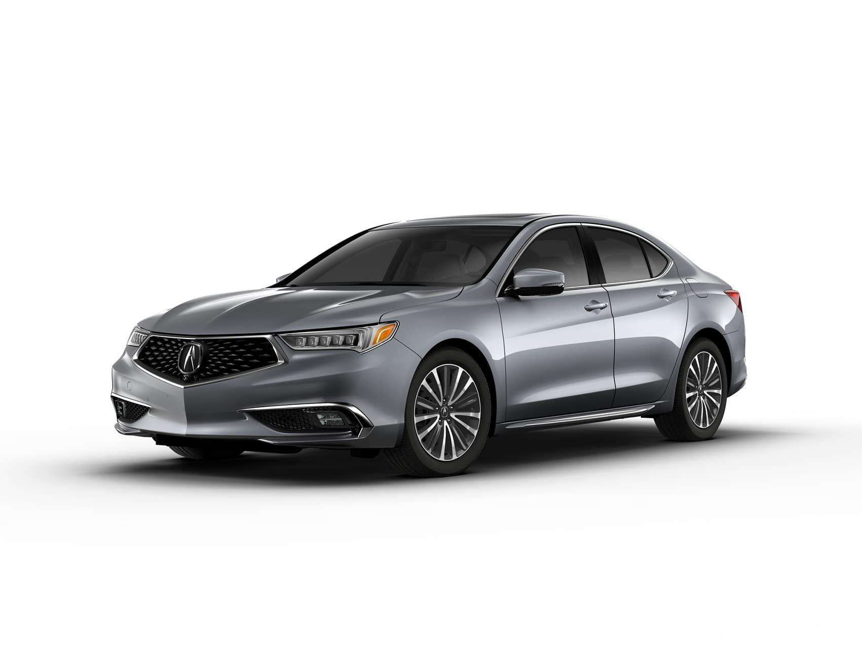2020 Acura TLX Silver