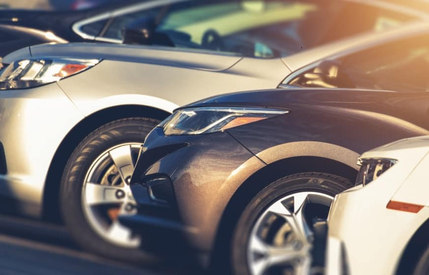 Used Cars Inventory