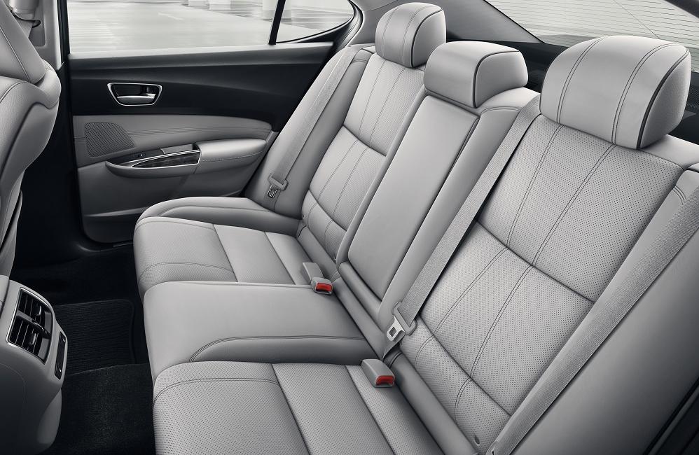 Acura TLX Interior Features
