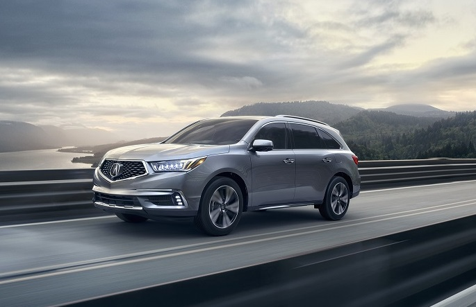 2019 Acura MDX Engine Specs