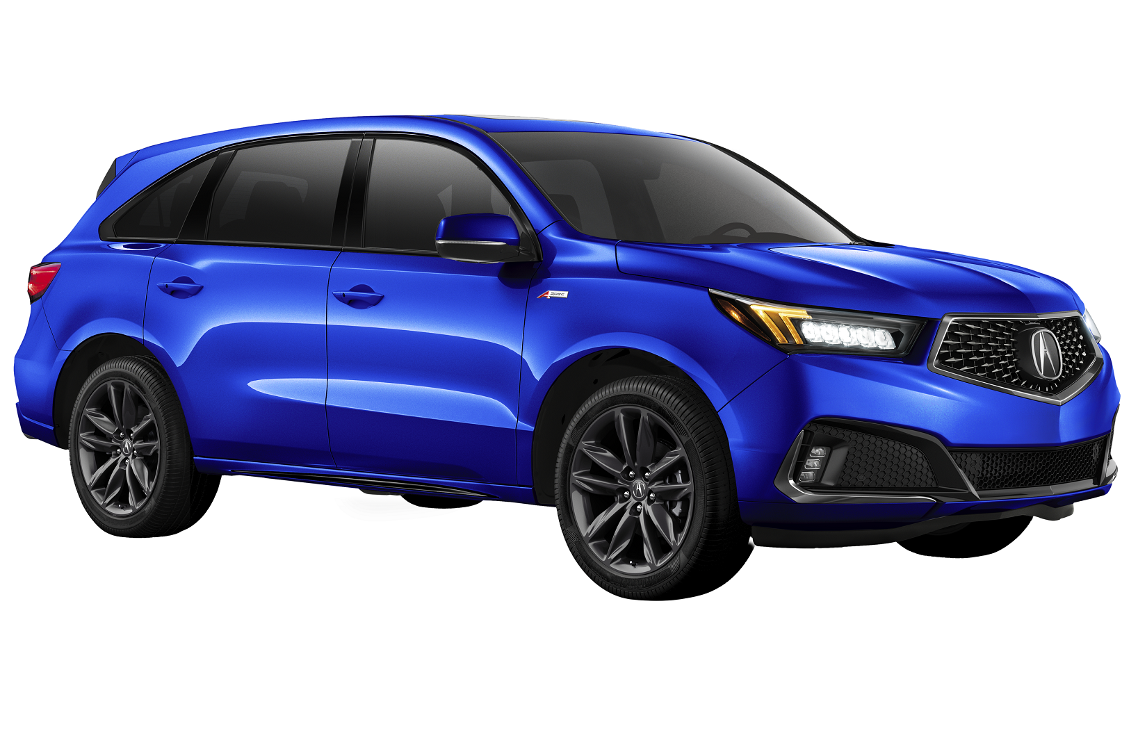 2019 Acura MDX A-SPEC Blue Pearl