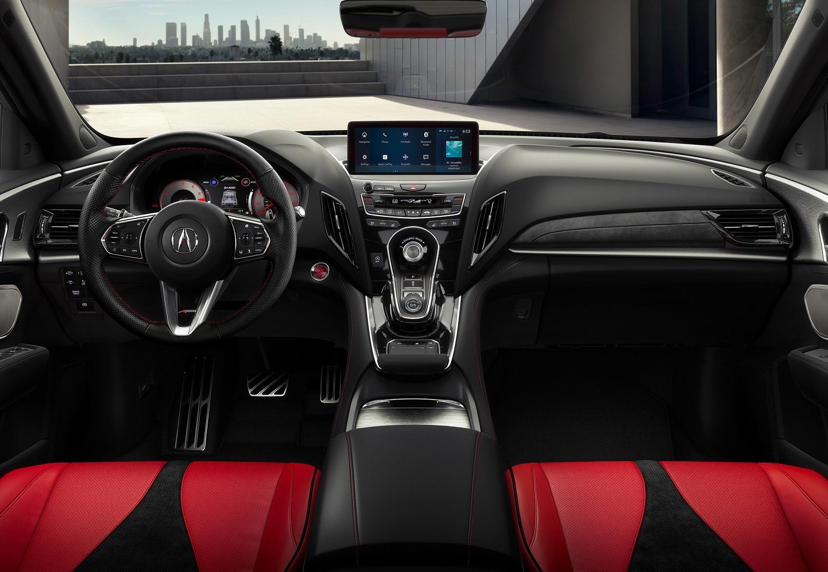 2019 Acura RDX Interior