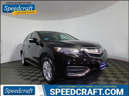 certified pre-owned Acura RDX