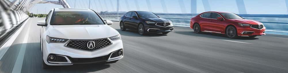 2020 Acura TLX Line Up