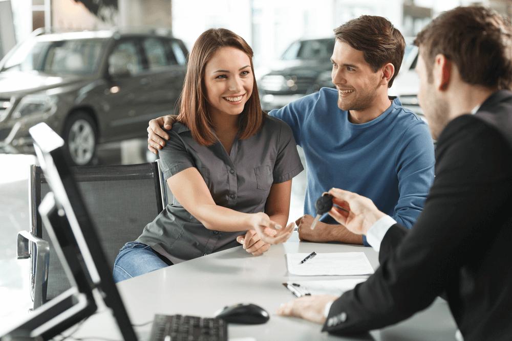 Meeting at Car Dealership