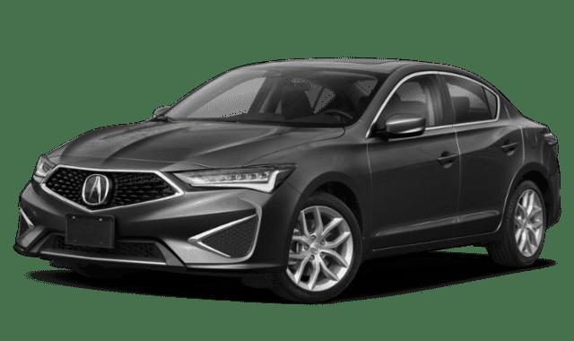 Gray 2019 Acura ILX