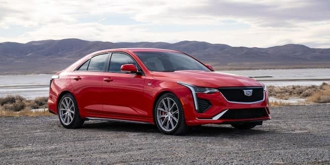 2021 Cadillac CT4 Features
