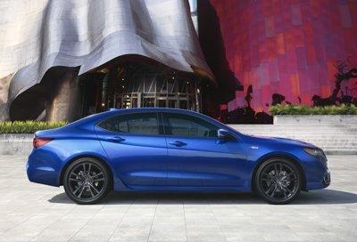 2018 Acura TLX A-Spec Sunnyside Acura Nashua NH