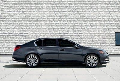 2017 Acura RLX Sunnyside Acura Nashua, NH