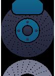 brake rotor - sunnyside acura service department