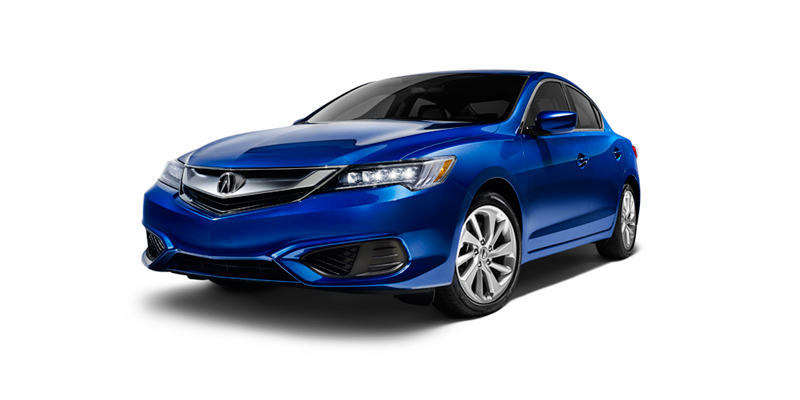 2017 Acura ILX 8-Speed DCT