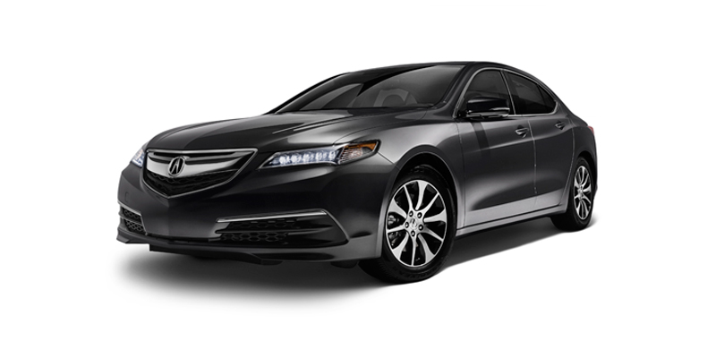 2017 Acura TLX 8-Speed DCT P-AWS with Technology Package