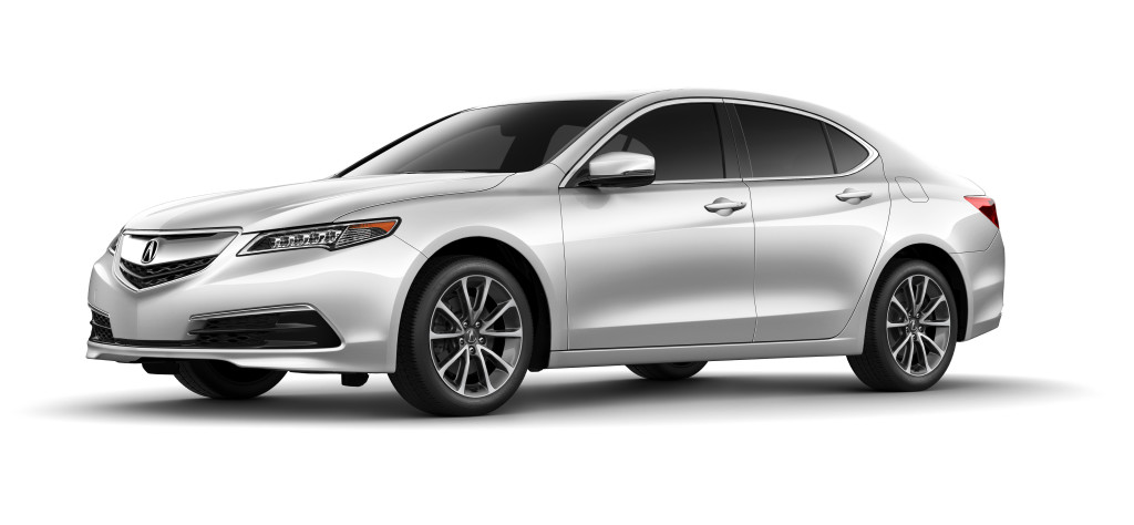 2017 Acura TLX V6 9-AT SH-AWD with Technology Package