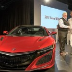 2017 Acura NSX first production model - Sunnyside Acura Nashua, NH