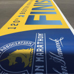 Boston Marathon finish line - Sunnyside Acura Nashua, NH