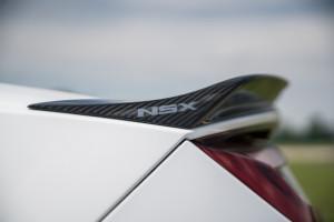 2017 Acura NSX to Race at Pikes Peak - Carbon Fiber Spoiler - Sunnyside Acura Nashua, NH