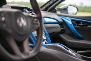 2017 Acura NSX to Race at Pikes Peak - Interior - Sunnyside Acura Nashua, NH