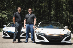 2017 Acura NSX to Race at Pikes Peak - Drivers Nick and James Robinson - Sunnyside Acura Nashua, NH
