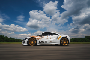 2017 Acura NSX to Race at Pikes Peak - Sunnyside Acura Nashua, NH