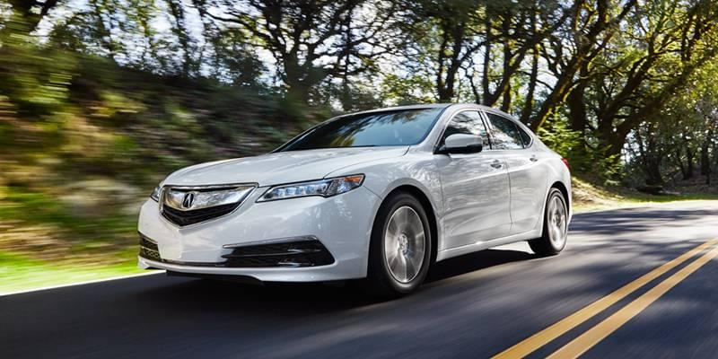 Special TLX APR Offer
