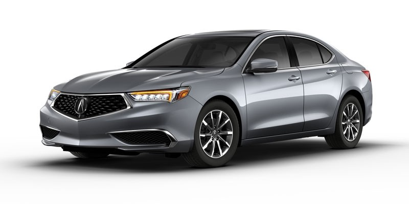 2018 Acura TLX 8-Speed DCT P-AWS