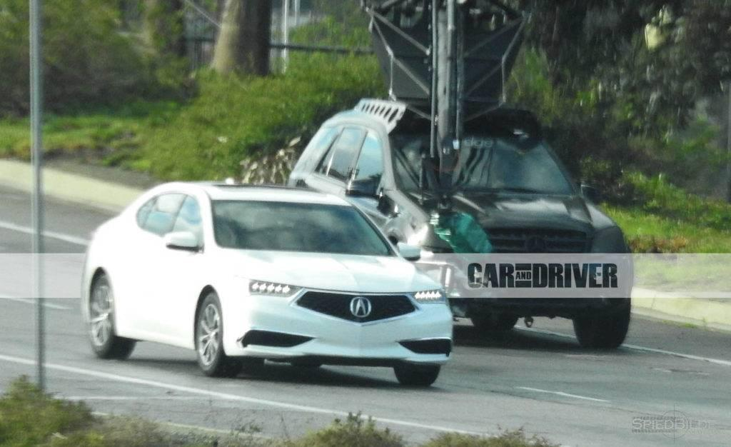 2018 acura tlx spy shots. exellent spy the 2018 acura tlx is set to be unveiled at the new york auto show in just  over a week on april 11 and while many fans already know theme of  with acura tlx spy shots