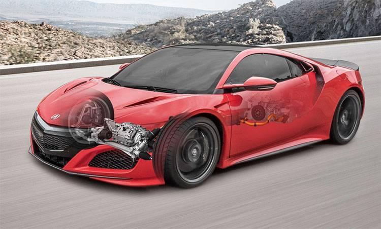 2017 Acura Nsx For Sale Sunnyside Acura