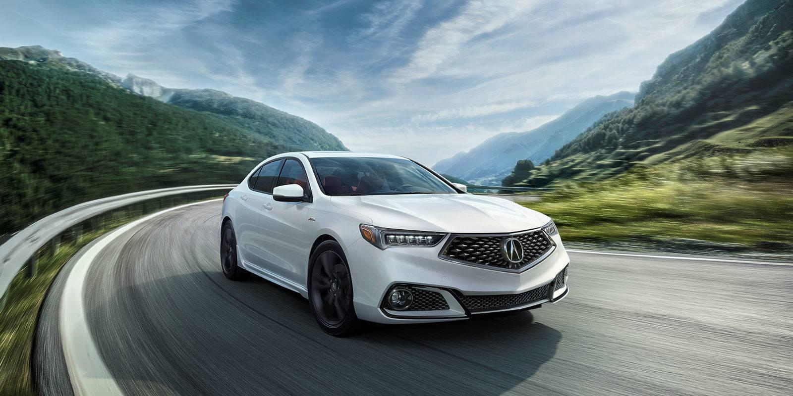 2018 Acura TLX: 5 Best Changes in the Refreshed Sedan