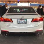 2018 Acura TLX A-Spec at Grand Re-Opening of Sunnyside Acura Nashua NH