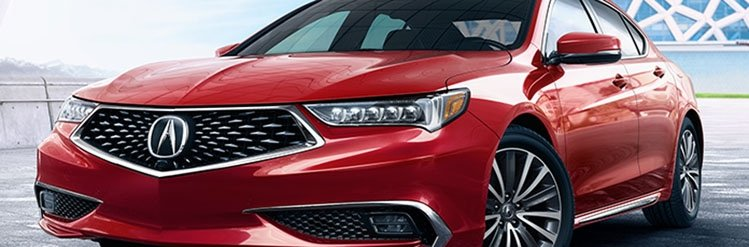 2018 Acura TLX Packages